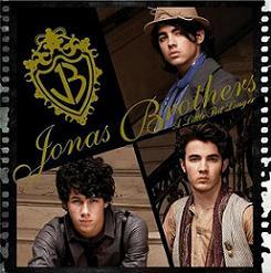 Japan-original release from Jonas Brothres - A Little Bit Longer