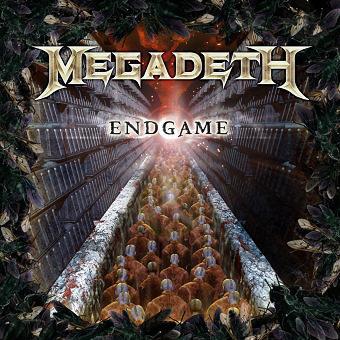 """Megadeth """"Endgame"""""""