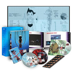 Atom/Astro boy Premium DVD box available now!
