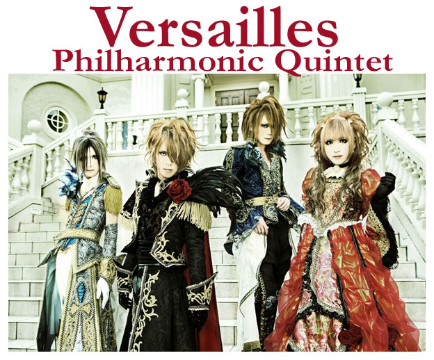 Versailles Limited Items