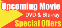 Preorder Hot Upcoming Movie DVD&Blu-ray at 10% discount!