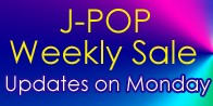 Jpop Weekly Sale