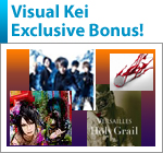 Visual Kei Exclussive Bonus!