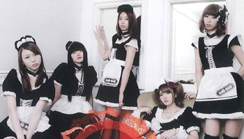 BAND-MAID: MAID IN JAPAN listed!
