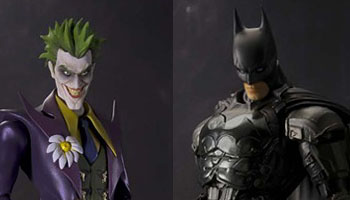 Figuarts of Batman & Joker !