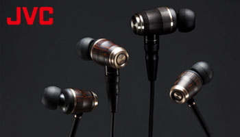 JVC New Earphones listed!