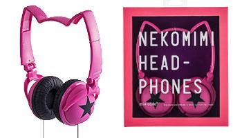 mix-style 10色ネコ耳ヘッドホン