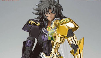 Saint Seiya Movie Gemini Saga figure & myth cloth EX!