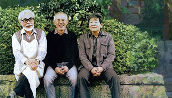Studio Ghibli Documentary w/ English Sub.