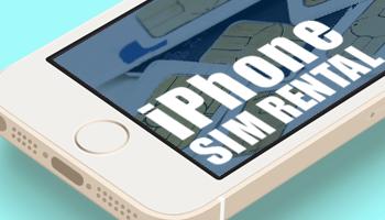 iphone 5 rental in japan