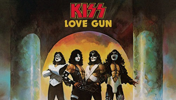 "KISS ""Love Gun"" Deluxe Edition w/ Mini LP & SHM-CD"