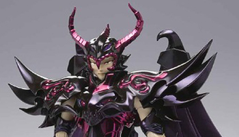 Saint Seiya Myth Cloth EX Spectre Wyvern Rhadamanthys available!