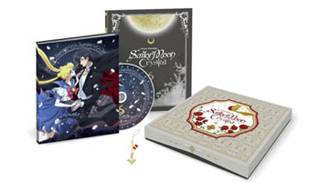 Sailor Moon Crystal 6 Blu-ray visual revealed!