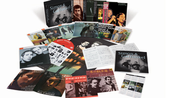 Simon & Garfunkel Complete Album Collection