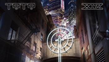 "TOTO New Album ""XIV"" Japanese Edition"