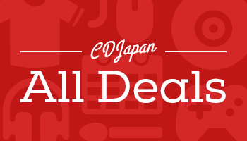Check CDJapan All Available Deals