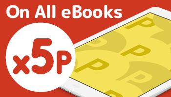 Earn 5% Rewards Points On All eBooks