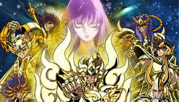 Saint Seiya - Soul of Gold vol.1 through 6!