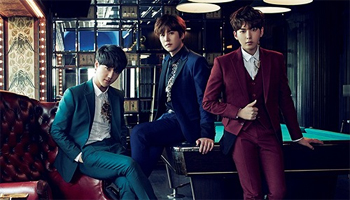 "SUPER JUNIOR-K.R.Y. ""Join Hands"" w/ Poster out AUG 5!"