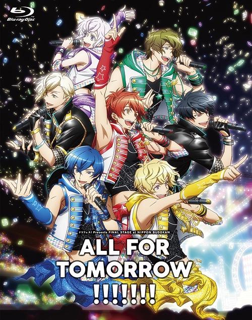 "2.5 Jigen Idol Oen Project ""Drefes!"" Presents FINAL STAGE at NIPPON BUDOKAN ""ALL FOR TOMORROW!!!!!!!"" LIVE Blu-ray / DearDream & KUROFUNE"