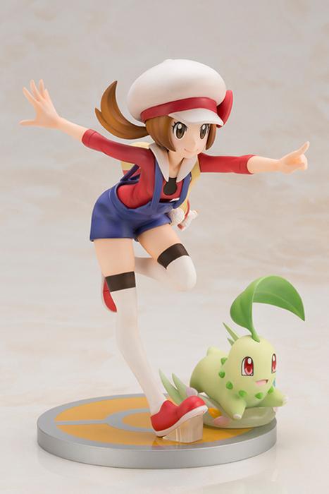 ARTFX J Lyra with Chikorita [Pokemon (Pocket Monster) Series ] /