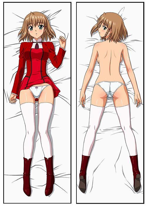 AIKa R-16 Aika Sumeragi Body Pillow Case / Character Goods