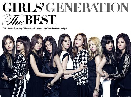The Best / Girls' Generation (SNSD)