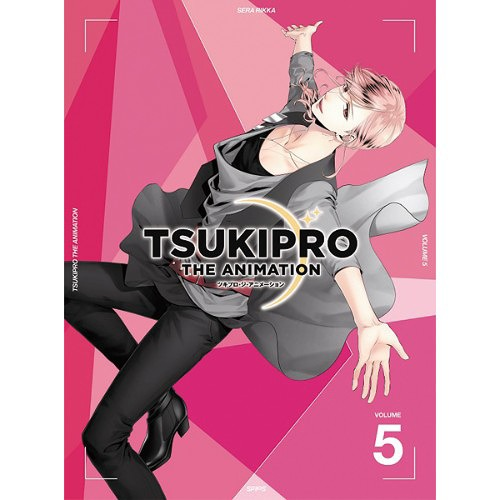 TSUKIPRO THE ANIMATION Vol.5[BD] /