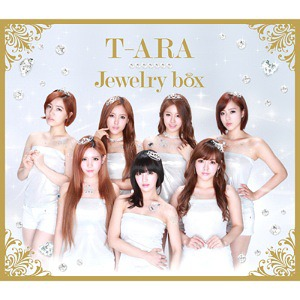 T-ARA Jewelry Box Diamond Edition [w/ DVD, Limited Edition] /