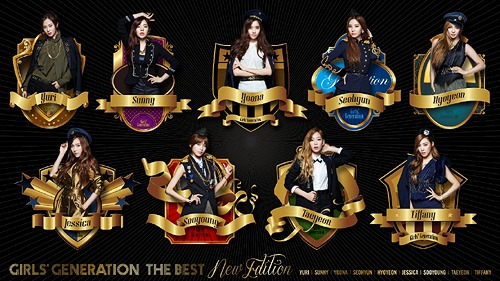 The Best / Girls' Generation (SNSD)