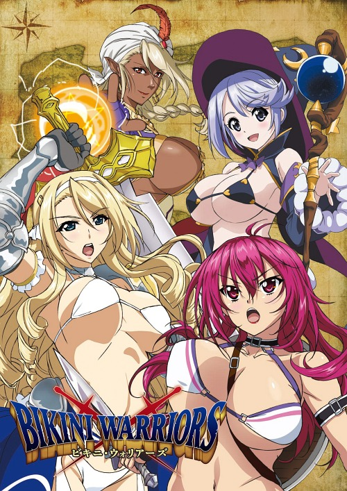 Bikini Warriors (First Edition Blu-Ray) /