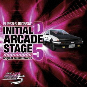 Super Eurobeat Presents Initial D Arcade Stage 5 Original Soundtracks+ / Game Music