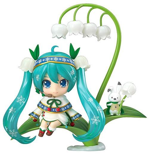 Nendoroid Snow Miku Snow Bell Version /