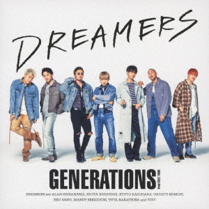 CD: Title is to be announced / GENERATIONS from EXILE TRIBE