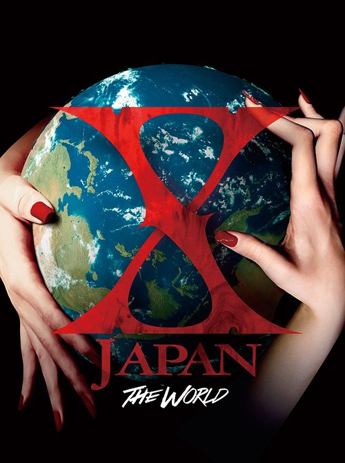 THE WORLD - X JAPAN Hatsu no Zensekai Best (Greatest Hits Album) - / X JAPAN