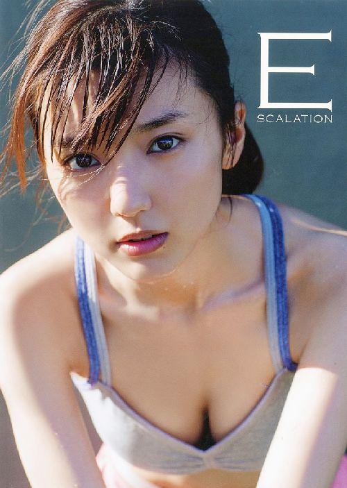 """Mano Erina Shashin Shu (Photo Book) """"Escalation"""" / Shusaku Kuriyama"""
