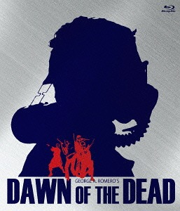 Zombie (Dawn Of The Dead) 35th Anniversary Blu-ray George A Romero