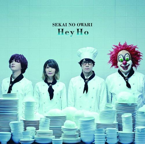 Hey Ho / SEKAI NO OWARI