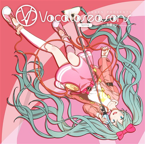 Exit Tunes Presents Vocaloseasons feat. Hatsune Miku / V.A.