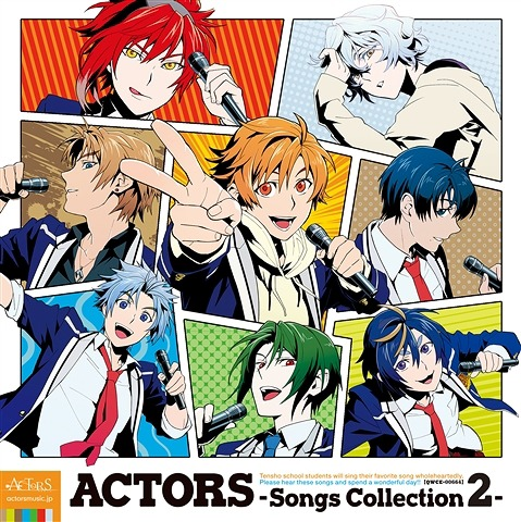 ACTORS - Songs Collection2 - / V.A.