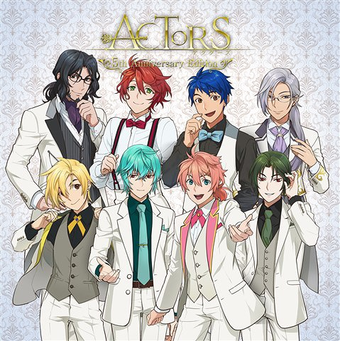 ACTORS 5th Anniversary Edition / V.A.