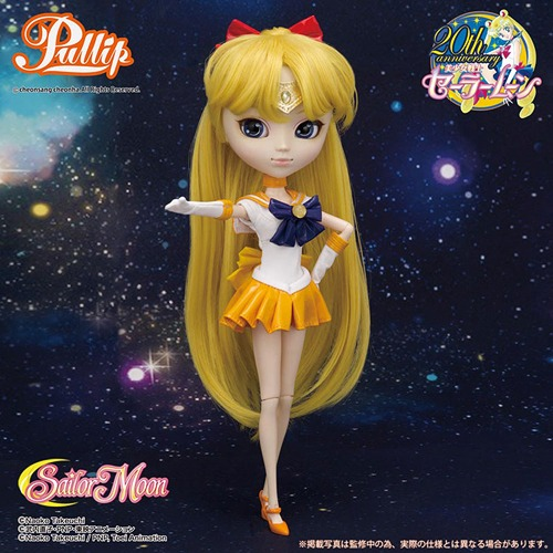 Pullip Sailor Moon Sailor Venus /