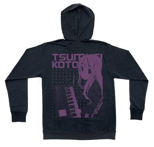 Keion (K-On) !! Tsumugi Kotobuki Tenjiku Cotton Parka ¥Ö¥é¥Ã¥¯
