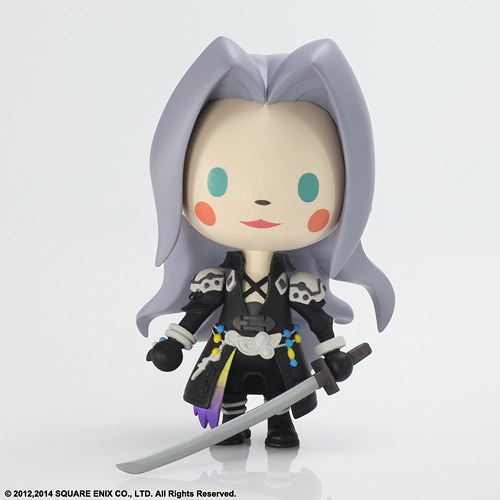 Static Arts mini Theatrhythm Final Fantasy Sephiroth /