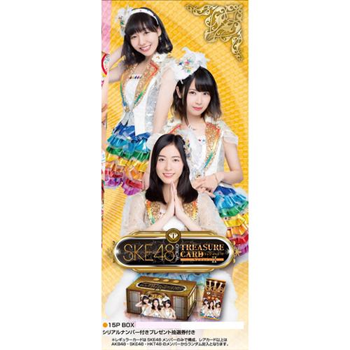 SKE48 Treasure Card II Box / SKE48