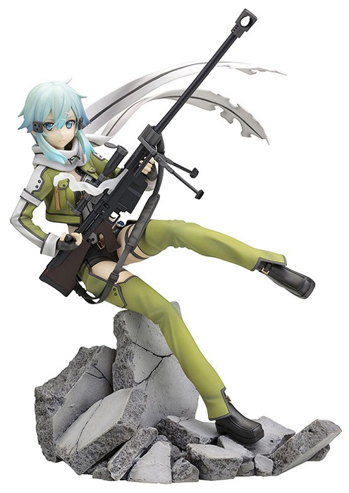 Sword Art Online II Sinon -Phantom Bullet- /