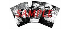 "Postcard Set ""Tresor"" / KAMIJO"