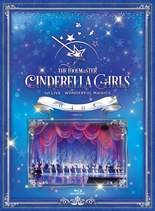 THE IDOLM@STER (Idolmaster) Cinderella Girls 1st Live Wonderful M@gic!! / THE IDOLM@STER CINDERELLA GIRLS