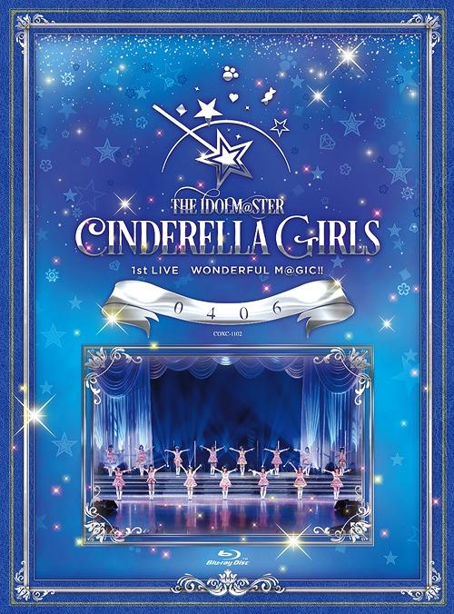THE IDOLM@STER (Idolmaster) Cinderella Girls 1st Live Wonderful M@gic!! / THE IDOLM@STER CINDERELLA GIRLS