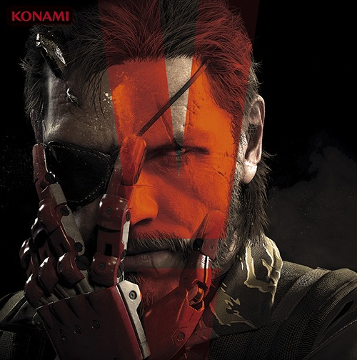METAL GEAR SOLID VOCAL TRACKS / Game Music